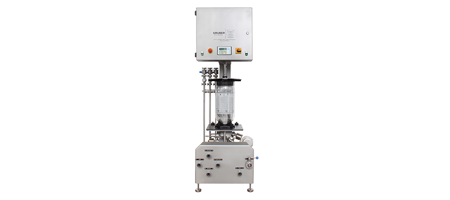 Semi automatic Keg-Filling machine (for all Stainless Steel Keg, PolyKEG, Dolium, Petainer and KeyKeg)